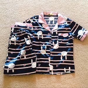 Pajamas size medium